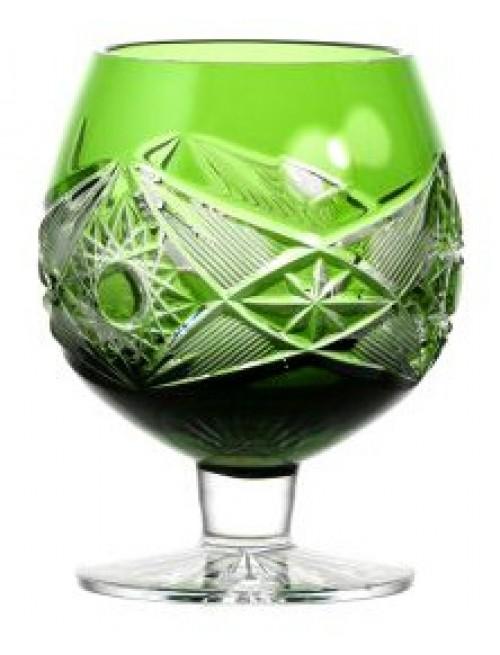 Kieliszek do Brandy Nordika, kolor zielony, objętość 230 ml
