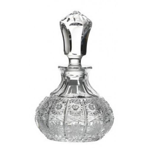 Flakon 500PK, szkło kryształowe bezbarwne, objętość 130 ml