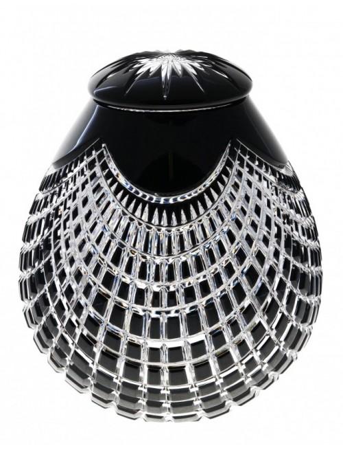 Urna Quadrus, kolor czarny, wielkość 230 mm