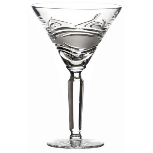 Kieliszek do wina Sazava, szkło kryształowe bezbarwne, objętość 250 ml