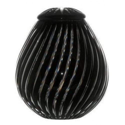 Urna Zita, kolor czarny, wielkość 230 mm