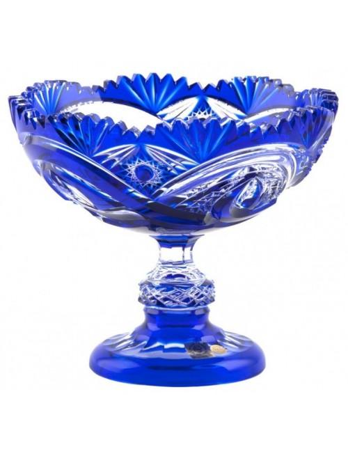 Patera Alicja, kolor niebieski, średnica 200 mm