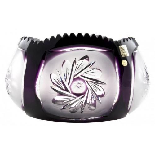Półmisek Młynek, kolor fioletowy, średnica 255 mm