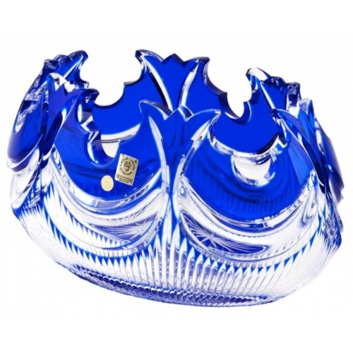 Półmisek Diadem, kolor niebieski, średnica 255 mm