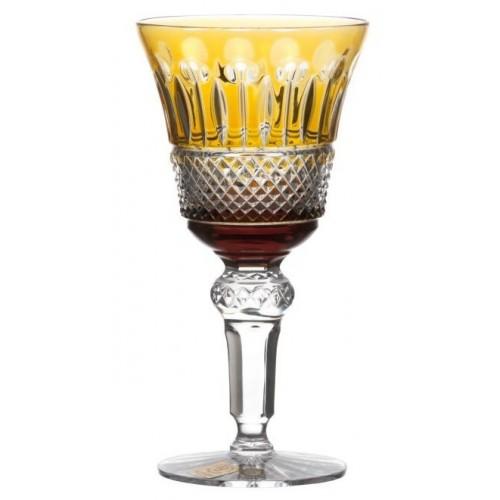 Kieliszek do wina Tomy, kolor bursztynowy, objętość 180 ml