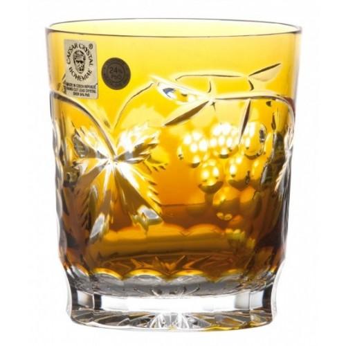 Szklanka Winogrona, kolor bursztynowy, objętość 290 ml