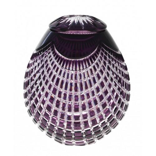 Urna Quadrus, kolor fioletowy, wielkość 230 mm