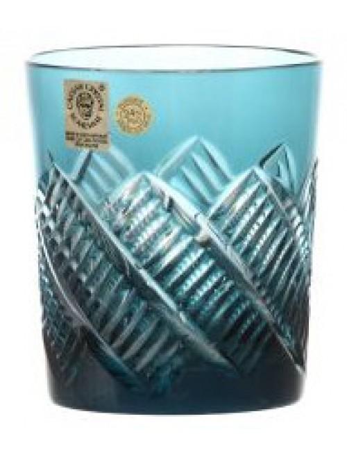 Szklanka Mia, kolor turkusowy, objętość 290 ml