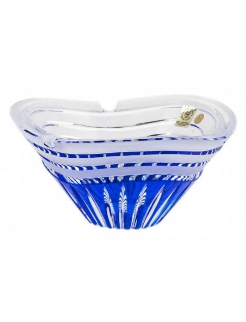 Popielniczka Wydma, kolor niebieski, średnica 180 mm