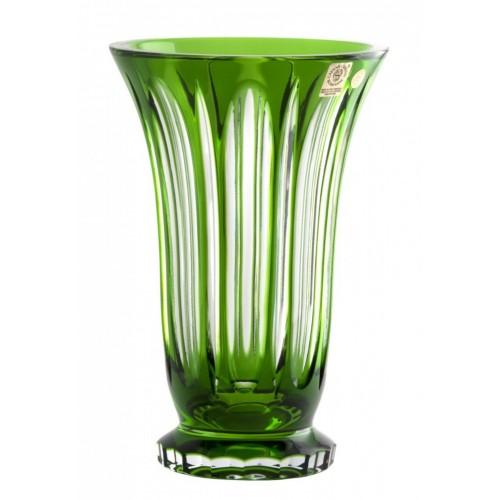 Wazon Visu, kolor zielony, wysokość 205 mm