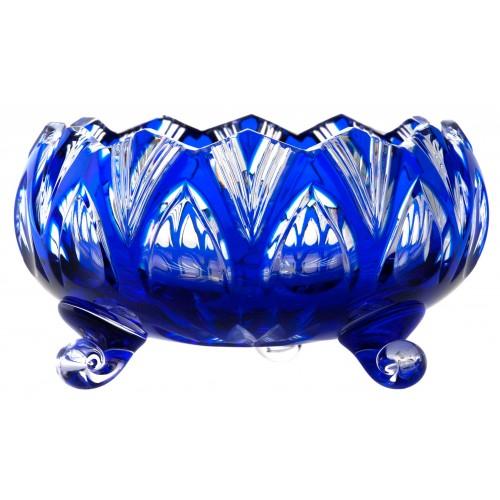 Półmisek Lotos, kolor niebieski, średnica 155 mm