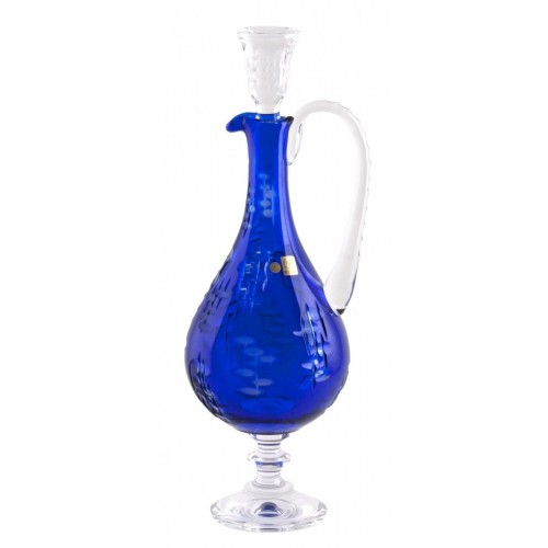 Karafka Silentio, kolor niebieski, objętość 1500 ml