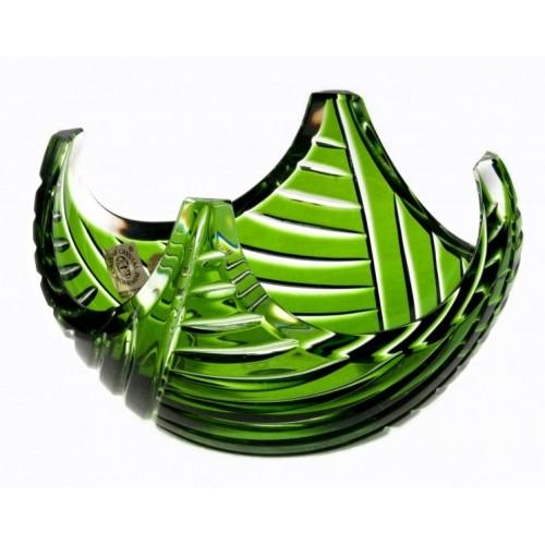 Miseczka Linum, kolor zielony, średnica 140 mm