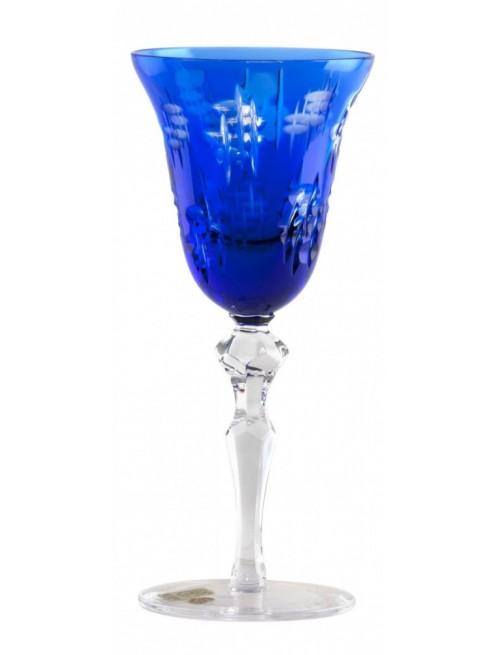 Kieliszek Silentio, kolor niebieski, objętość 180 ml