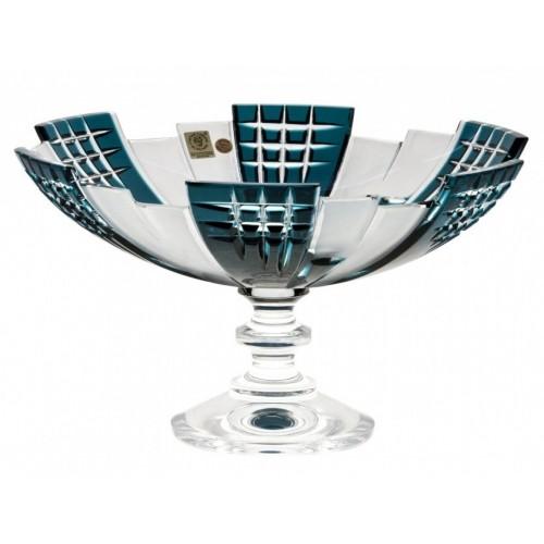 Patera Metropolis, kolor turkusowy, średnica 280 mm