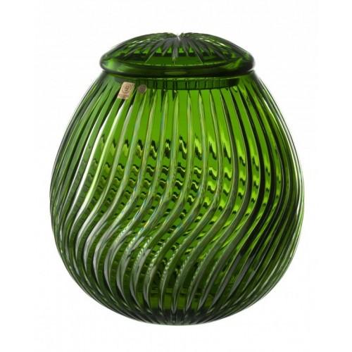 Urna Zita, kolor zielony, wielkość 290 mm