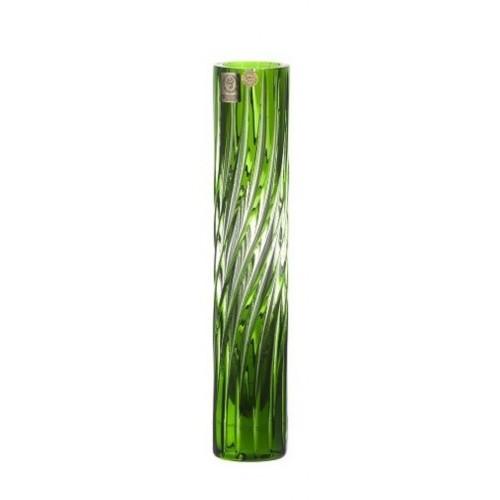 Wazon Zita, kolor zielony, wysokość 230 mm