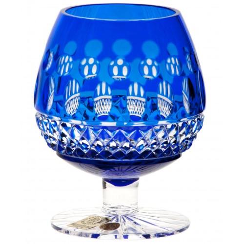 Kielisezk do brandy Tomy, kolor niebieski, objętość 230 ml