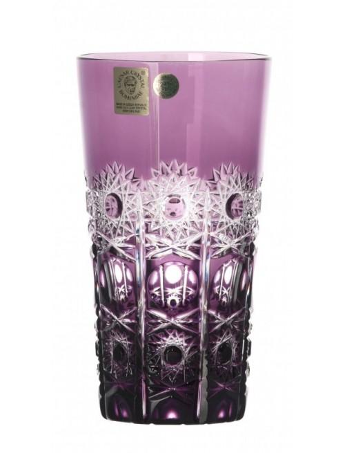 Szklanka Petra, kolor fioletowy, objętość 320 ml