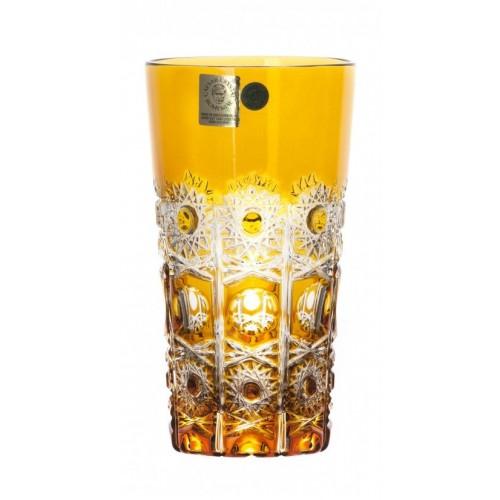 Szklanka Petra, kolor bursztynowy, objętość 320 ml