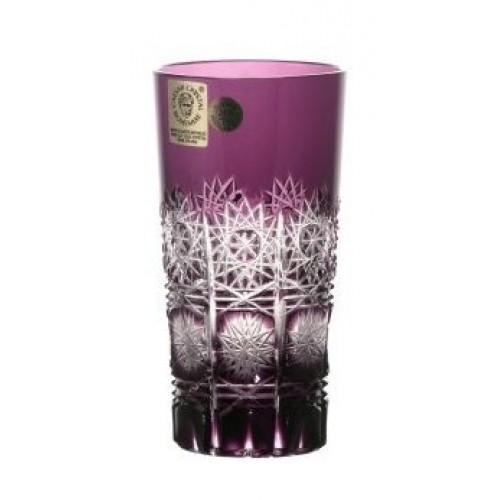 Szklanka Paula, kolor fioletowy, objętość 100 ml