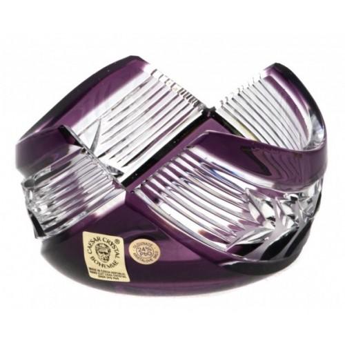 Miseczka Laurel, kolor fioletowy, średnica 100 mm