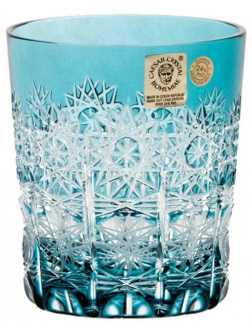 Szklanka Paula, kolor turkusowy, objętość 290 ml