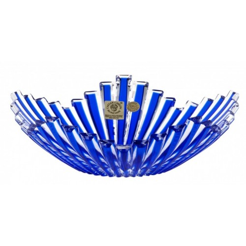 Półmisek Mikado, kolor niebieski, średnica 180 mm