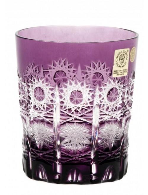 Szklanka Paula, kolor fioletowy, objętość 290 ml