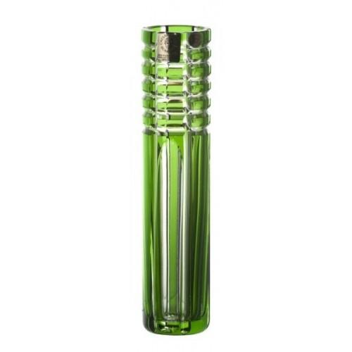 Wazon Nora, kolor zielony, wysokość 180 mm