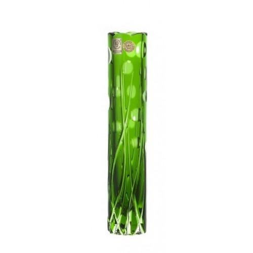 Wazon Heyday, kolor zielony, wysokość 230 mm