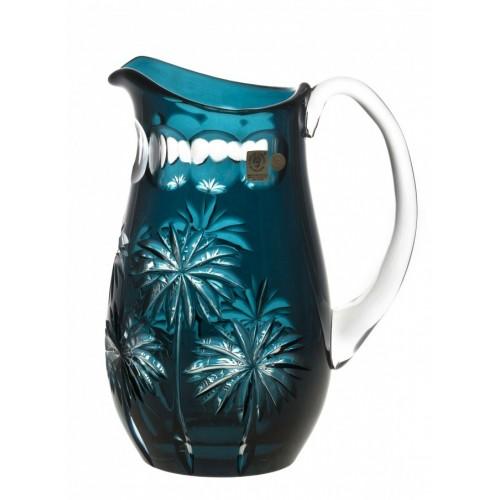 Dzbanek Palma, kolor turkusowy, objętość 1600 ml