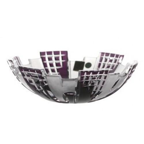 Półmisek Metropolis, kolor fioletowy, średnica 180 mm
