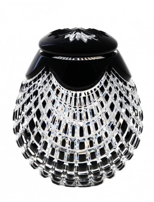Urna Quadrus, kolor czarny, wielkość 145 mm