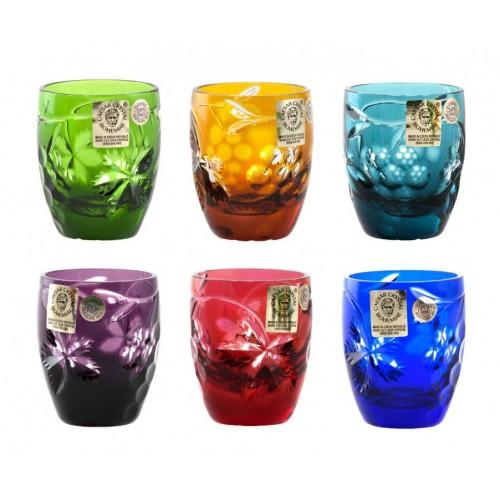Zestaw likierówek Winogrona, różne kolory, objętość 50 ml