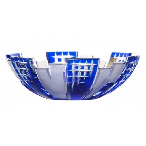 Półmisek Metropolis, kolor niebieski, średnica 180 mm