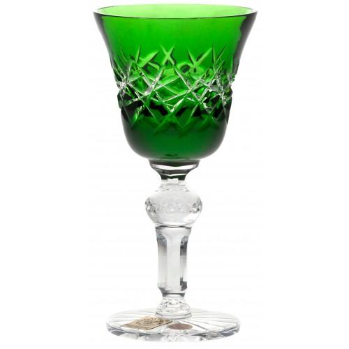 Szklanka Szron, kolor zielony, objętość 50 ml