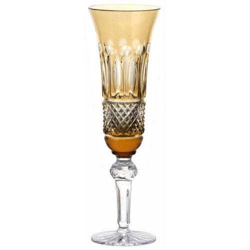 Lampka Tomy, kolor bursztynowy, objętość 155 ml