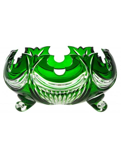 Półmisek Diadem, kolor zielony, średnica 255 mm
