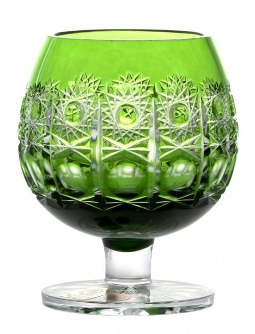 Kieliszek do brandy Petra, kolor zielony, objętość 230 ml