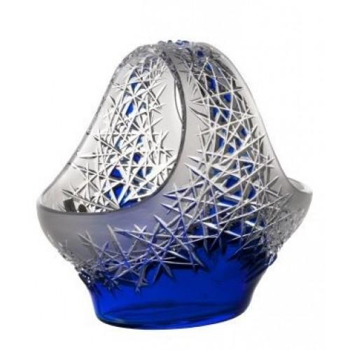 Kosz Szron, kolor niebieski, średnica 255 mm