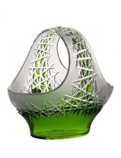 Kosz Szron, kolor zielony, średnica 255 mm