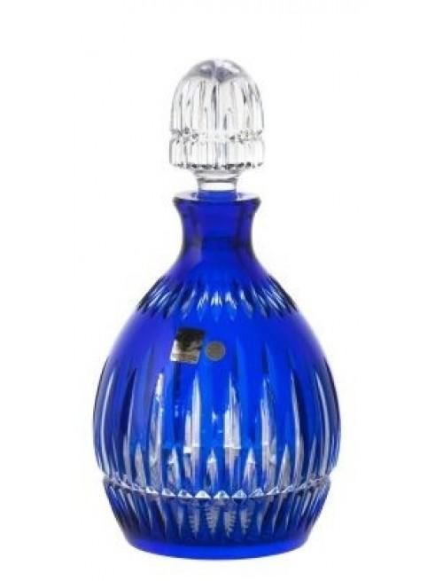 Butelka Cierń, kolor niebieski, objętość 700 ml