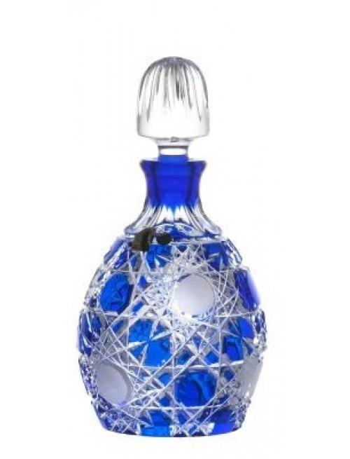Butelka Śnieżynka, kolor niebieski, objętość 700 ml