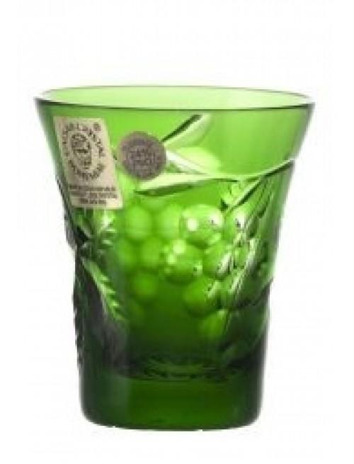 Likierówka Winogrona, kolor zielony, objętość 45 ml