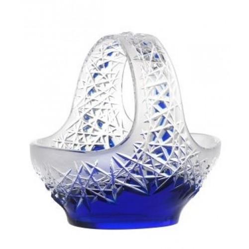 Kosz Szron, kolor niebieski, średnica 230 mm