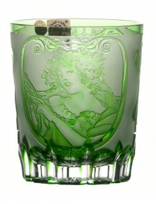 Szklanka Mucha, kolor zielony, objętość 290 ml