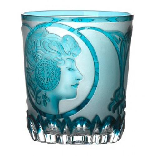 Szklanka Mucha, kolor turkusowy, objętość 290 ml