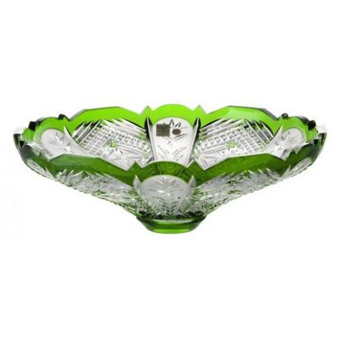 Półmisek Dorote, kolor zielony, średnica 320 mm