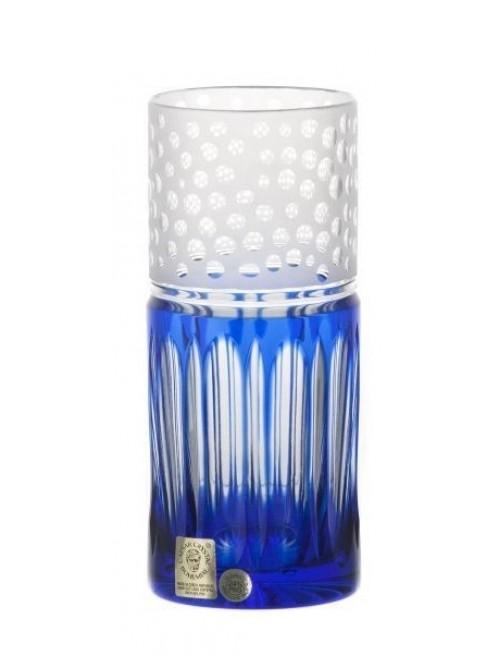 Szklanka Dalmatyńczyk, kolor niebieski, objętość 350 ml
